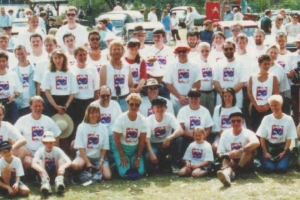 Raid 1992 group foto