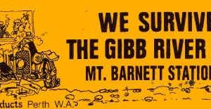 GibbRiverRoadSticker