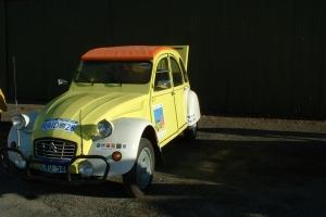 Day 1 Geoffrey_s car