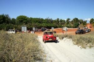 Day 23 80 Mile Beach Sadie Sand