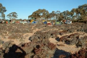 Day 4 Lake Minigwal Campers