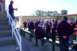 Kalgoorlie Meeting 1