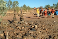 Day 28 Pentecost river raiders and games
