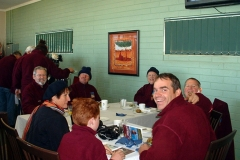 Day 1 Kalgoorlie breakfast 1