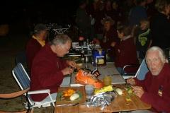 Day 13 Mount Augustus dinner