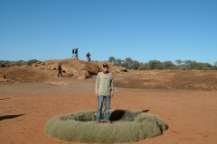 Day 5 Herman in spinifex