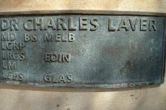 Day 5 Laverton Mr Laver plaque