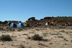 Day 7 de la Poer Range Camping 1