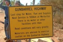 Day 8 Carnegie Station Gunbarrel Hwy